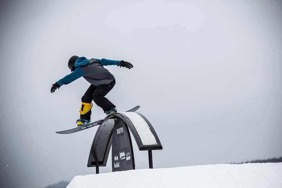 snowboard - Krzysztof Owczarek